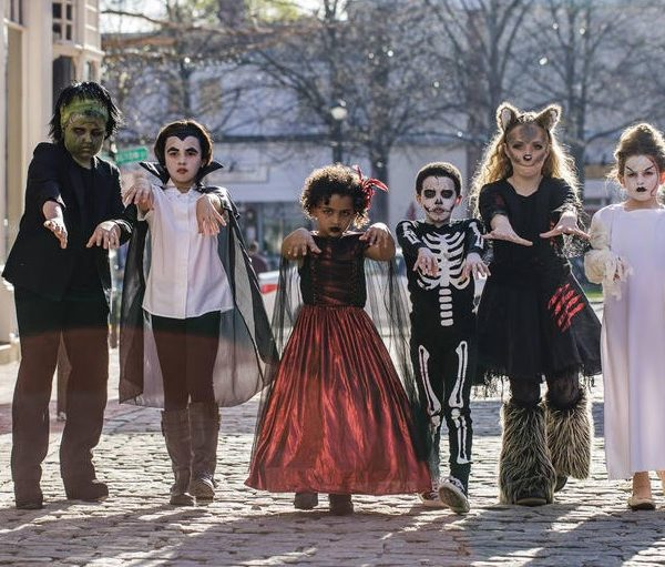 things to do in salem, wicked wednesdays, childrens costume parade