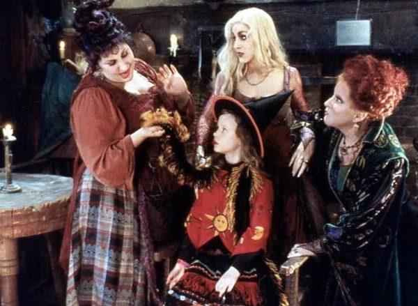things to do in salem, hocus pocus, haunted movie series