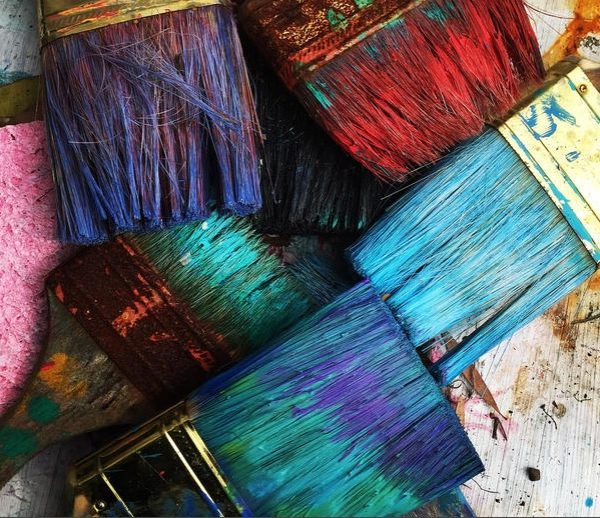 things to do in salem, public art salon, artists row salem