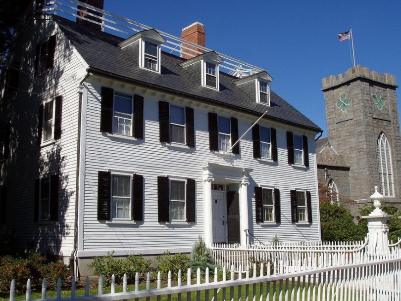 things to do in salem, ropes mansions tours