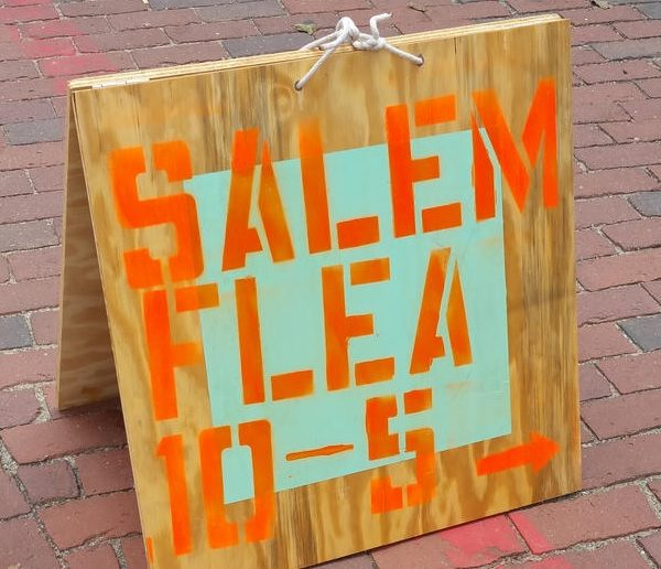 things to do in salem, the salem flea, october markets