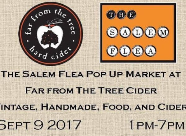 things to do in salem, far from the tree cider, the salem flea pop up, speakeasy donuts