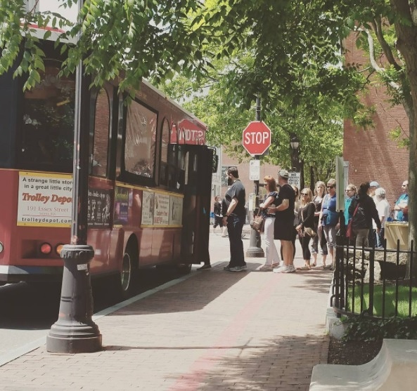 things to do in salem, the salem trolley reviews, salem ma reviews