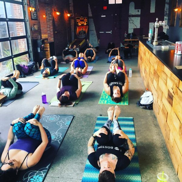 things to do in salem, rebel yell yoga salem ma