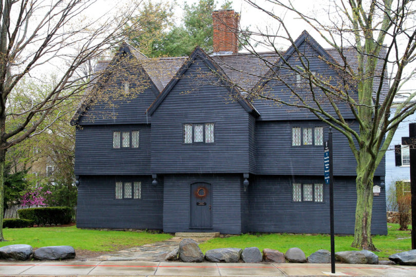 things to do in salem, write like a girl II, the witch house salem ma