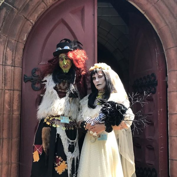 things to do in salem, weddings and vow renewals salem's black hat society salem ma